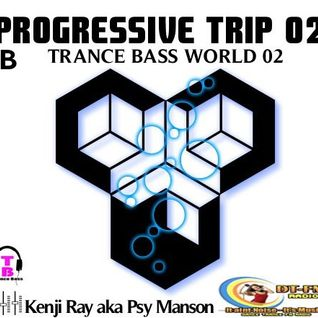Progressive Trip 02 (Part 2 SIDE B)-Kenji Ray aka Psy Manson