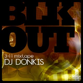 BLKOUT mixtape (March 2011) by DJ Donkis