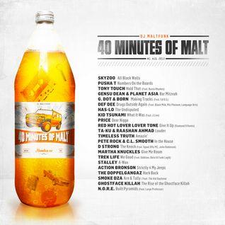 40 Minutes Of Malt (Tape #1)