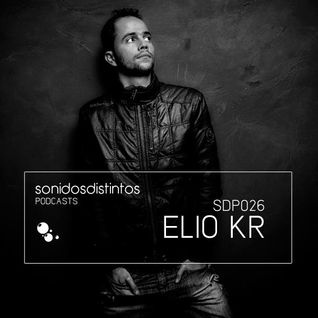 Elio Kr - Sonidos Distintos Podcast (SDP026) - July 2014