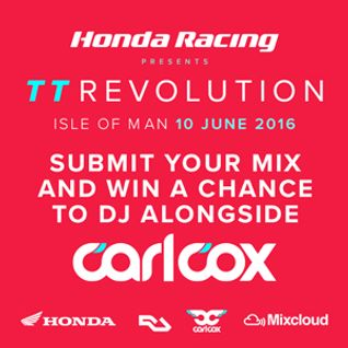 "Chris callow ""Honda TT Revolution 2016"""