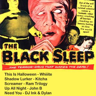 Ragga Scum Presents The Black Sleep