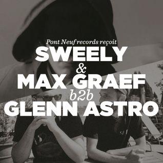 Pont Neuf Podcast 007 | Max Graef b2b Glenn Astro