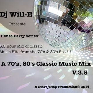 A 70's, 80's Classic Music Mix V3.5