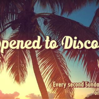What Happened To Disco Show #08 on Tunnel FM - December 09th, 2012