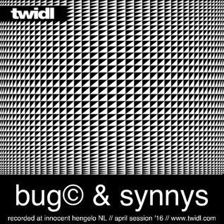 Bug© & SynnyS // Twidl Sessions // April '16 // Club Innocent