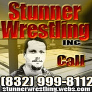 Stunner Wrestling Inc.  (July 22, 2014)