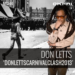 DONLETTSCARNIVALCLASH2013 by Don Letts