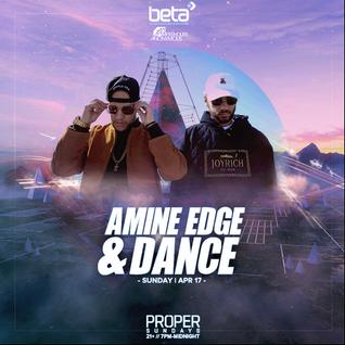 2016.04.17 - Amine Edge & DANCE @ Beta, Denver, USA