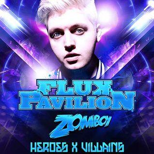 HITMEN Opening Set for Flux Pavilion, Zomboy, Roksonix, Heroes x Villains (3/9/13)