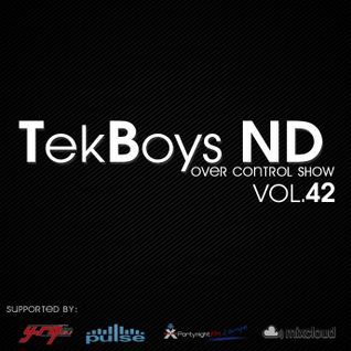TekBoys ND - Over Control Vol.42