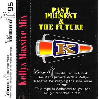 Xray V Sci - Kellys Massive - Past Present Future - Side A - Xray - Intelligence Mix 1995