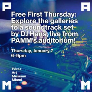 PAMM set by DJ Hans 2016