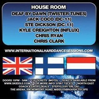 DC11 @ International Hard Dance Sessions (18-3-11) Arena, Middlesbrough