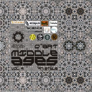 DJ Q^ART - Middle Ages ('97 Style) Vol 9