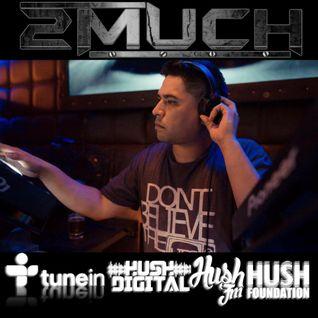 đRum & Bass Friday's with @BrandonDNB on @HushFMRadio (11-11-2016)