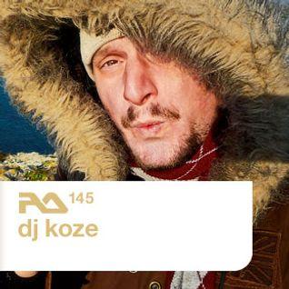 RA.145 DJ Koze