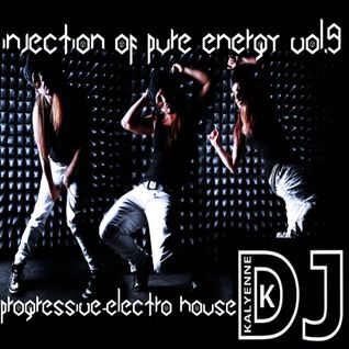 INJECTION OF PURE ENERGY VOL. 9