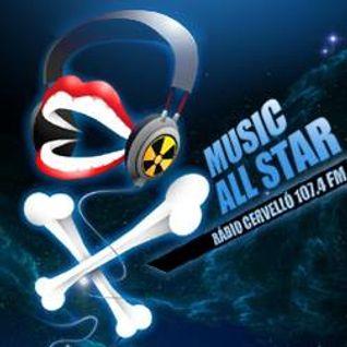 Music All Star 8.0 Radioshow (Radio Cervelló) - Capítol 356 (22-10-16)