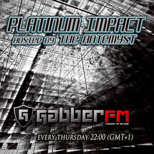 The Antemyst - Platinum Impact 48: Nekrolog1k Special (Gabber.fm) 23-05-2013