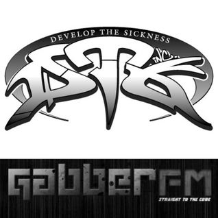 Andy The Core @ Gabber.FM (Develop The Sickness Tribute)