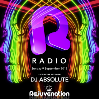 DJ Absolute | RejuveRadio | Live Mix - 09.09.12