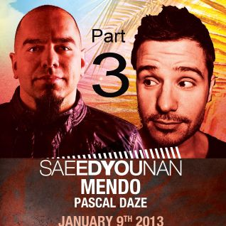 Part 3 - Saeed Younan Live at The BPM Festival 2013