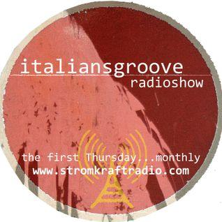 Machine at Italiansgroove Radio Show * ONE YEAR STROM:KRAFT