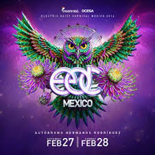 Electric Daisy Carnival Mexico 2016 mix