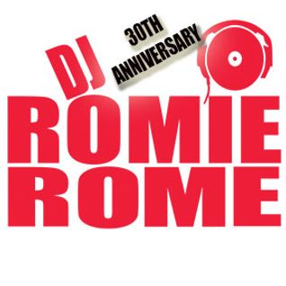 DJ ROMIE ROME - 30th Anniversary Edition-THE 80's-R&B MIX, VOL.1