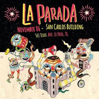 La Parada>DJ Rich (November 6th, 2015)