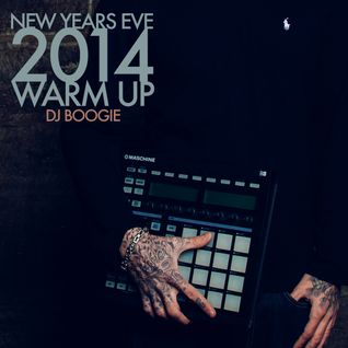 BOOGIEMONSTER AKA DJ BOOGIE - NEW YEARS EVE 2014 WARM UP MIXTAPE