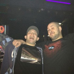 Meecha & Gloxxy, Live at Don't Panic, Wigan, January 2012