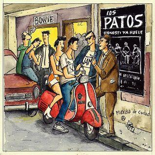 LOS PATOS.  DONOSTI YA HUELE (200 COPIAS)  Año: 82 www.beltzarecords.com