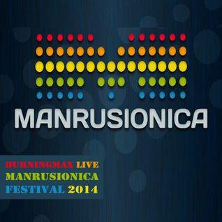 Burningmax Live • Manrusionica 2014