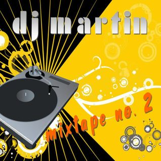 dj martin-mixtape no. 2