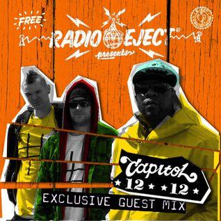 Capitol 1212 x Radio Eject Mixtape