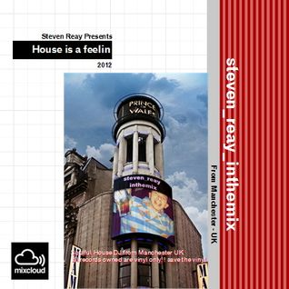 Steven Reay Presents, House is a feelin' SR098