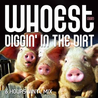 WhoEst Diggin' (6 hrs raw vinyl mix)