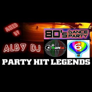 Party Hit Legends #06 - The Best 80's Hits Songs