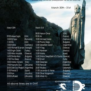 Tino Deep-Dark Ocean 1-St Anniversary Guest Mix [March 30, 2011] On Pure.Fm