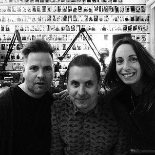 LV with Sophie Callis & Nosca - Apr 2016