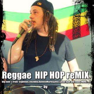 Reggae-HIP HOP reMIX by Jah Janodejia