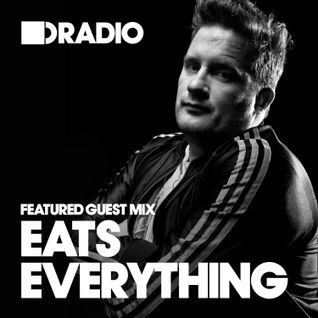 Defected In The House Radio 15.7.13 - Guest Mix Eats Everything @ Ushuaia Tower