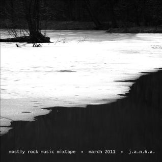 March Mostly Rock Music Mixtape