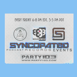 6.10.2016 Syncopated Podcast - Hour 2