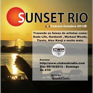 SUNSET RIO - Podcast - Outubro 2012