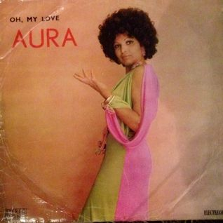 Toni Rese Rarities TRR006 - Aura - Oh, My love - 100% Vinyl Only
