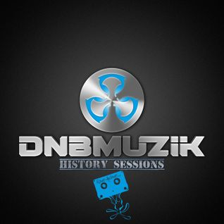 DNBMUZIK - History Sessions #1 - Andy C - Det, Stevie Hyper D & Shabba - Telepathy - Wax Club - 1994