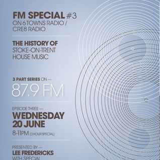 The Move - History Of Stoke On Trent House Special Part 3 On 87.9 FM